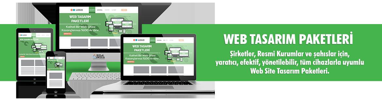 Web Tasarım Paketleri